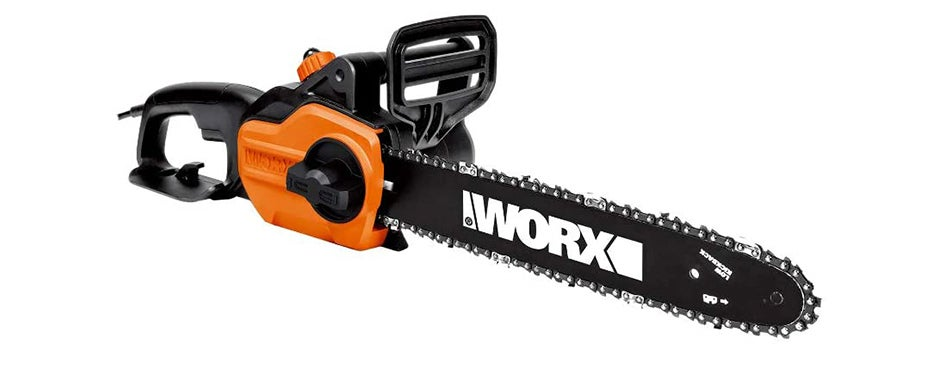 Worx 14-Inch Corded Electric Chainsaw