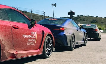 Skidpads Are Excellent Places to Learn Car Control – Here's Why