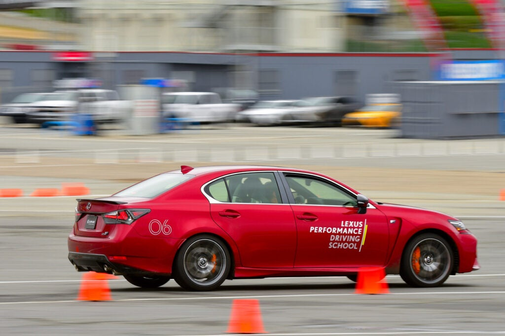 A Slow Autocross Course Hones Precision Driving Skills Really Fast