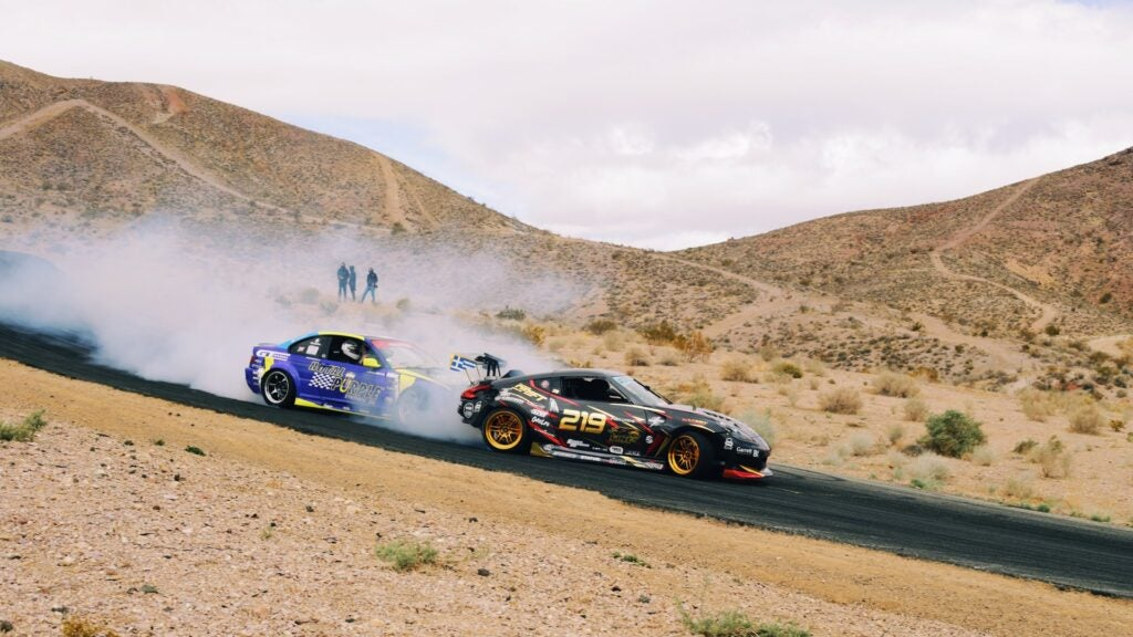 You Don't Need a Great Camera for Track Pics if You're Close Enough to Taste Tire Smoke