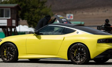 The New Nissan Z Is Good Retro
