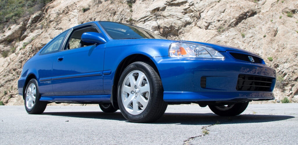 Electron Blue Pearl Is Among the All-Time Greatest Factory Car Colors