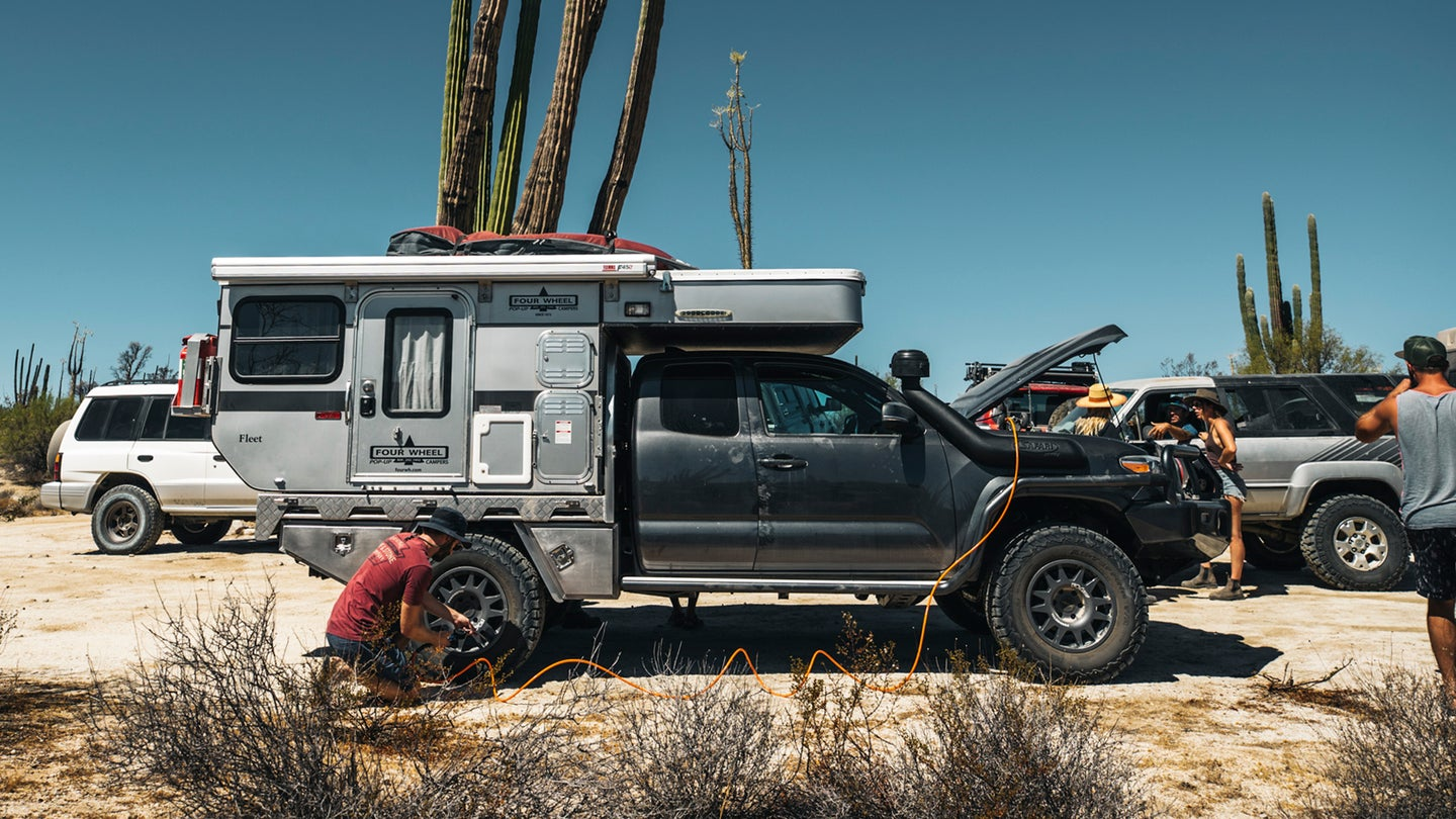 At This Point a Toyota Taco Becomes a Full-Fledged Burrito
