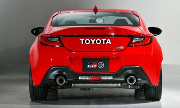 There's Only One Thing I Would Change About the New Toyota GR86 Design