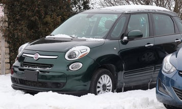 I Really Traversed a Snowstorm to Buy an Ugly Broken Fiat 500L