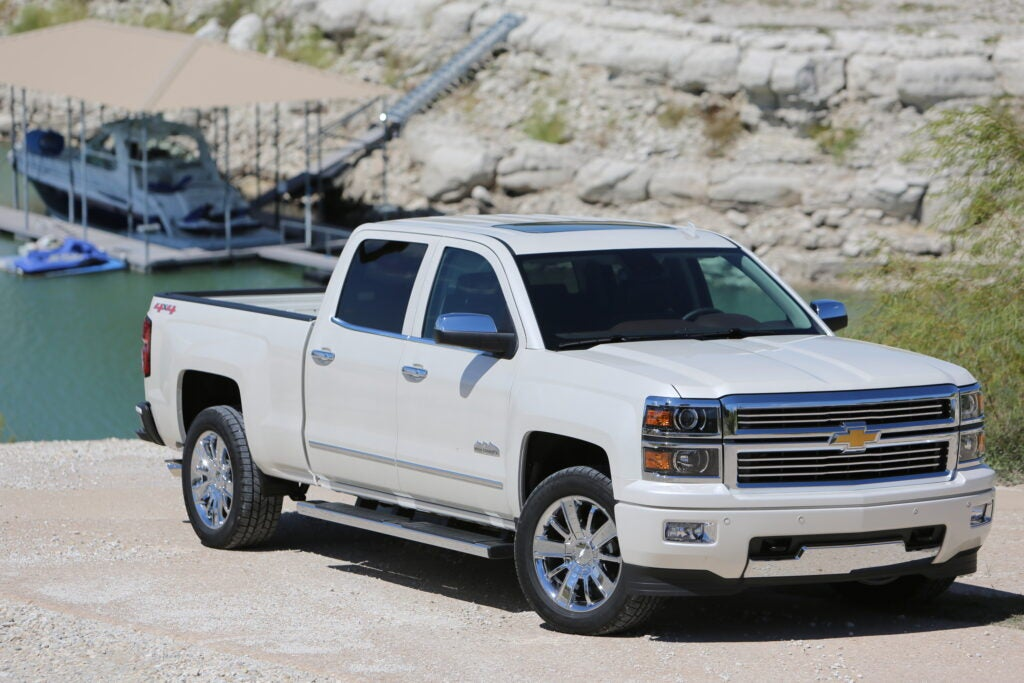 Why the 2014 Chevy Silverado Looks So Much Better Than Every Other Modern Truck