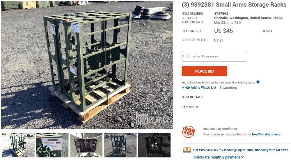There's Way More Cool Stuff Than Just Army Trucks at Government Surplus Auctions