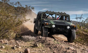 The Mint 400 Is Adding a Racing Class for Military Vehicles