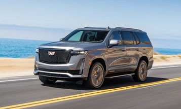 Why the Cadillac Escalade Is So Ugly: An Artistic Analysis