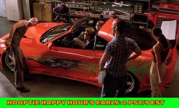 Our Favorite Fast & Furious Cars Discussed And Roasted: Hooptie Happy Hour Is On Video!