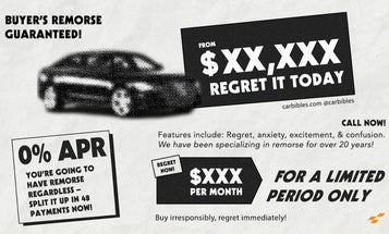 Car Buyer's Remorse Is One of the Worst Feelings You Can Have
