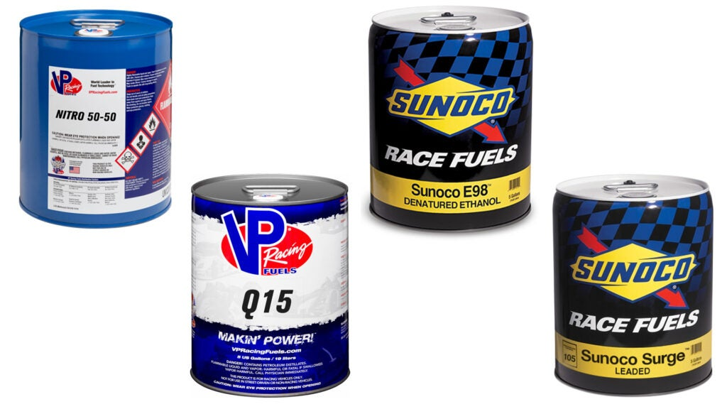 What Is Racing Fuel and How Is it Formulated?