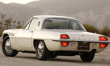 There Really Is No Bad Angle on the Original Mazda Cosmo Sport