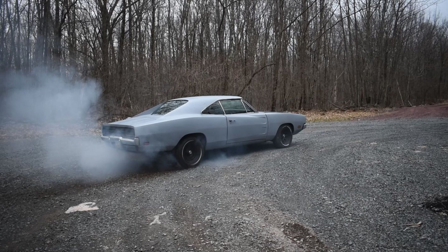 How To Do a Burnout in a Manual Transmission Car