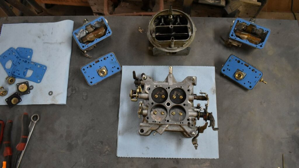 Here's How To Rebuild a Carburetor