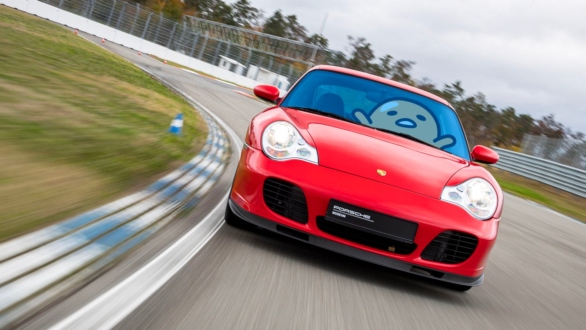 A Defense Of The Porsche 996's Infamous Runny-Egg Headlights