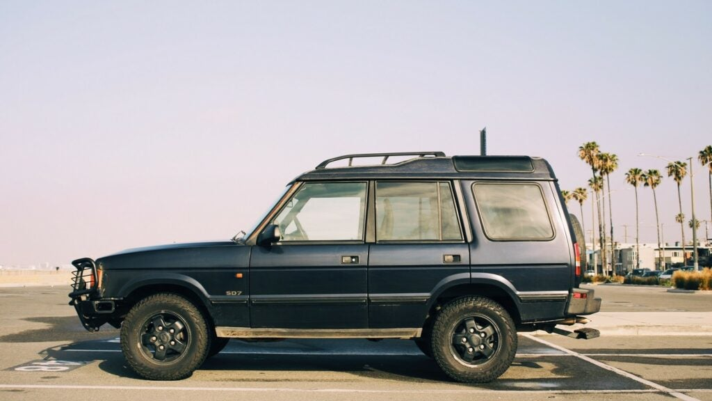 The First Morning With My New Old Land Rover Discovery Was Joyous Indeed