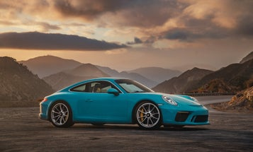 A Miami Blue Porsche 911 GT3 Touring Is Just Right by Jesus