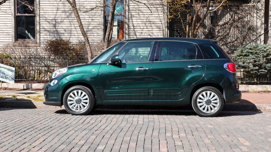 This Ugly Fiat 500L Made Me More Than $2,000