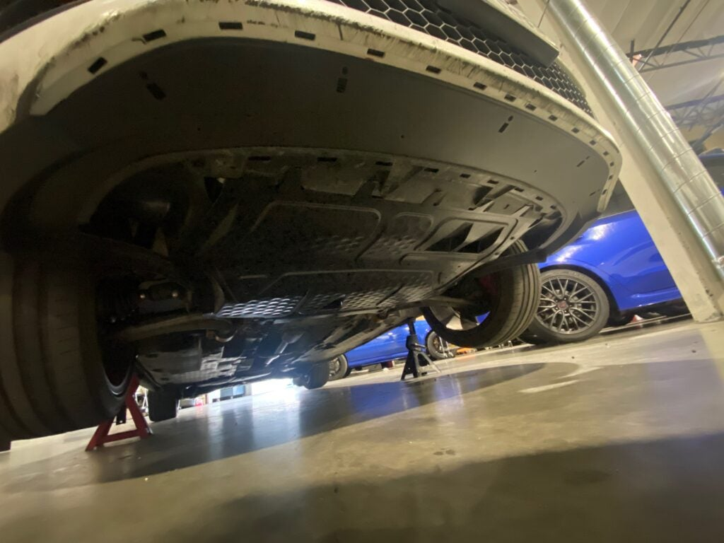Your Car's Underbody Plastics Keep Wind Drag Down and Fuel Economy Up
