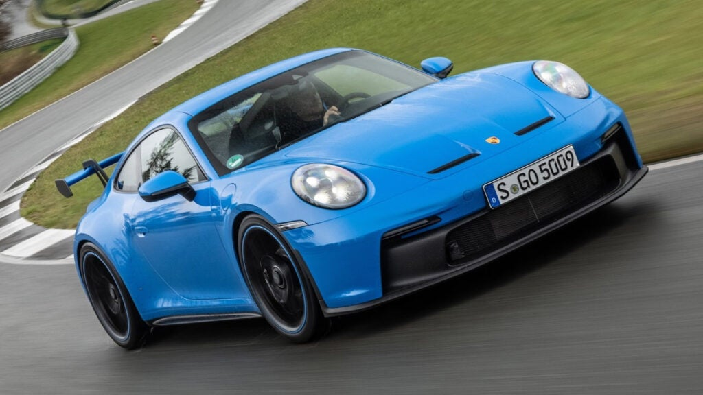The New 2022 Porsche 911 GT3: Top Takeaways From 10 Expert Car Reviewers