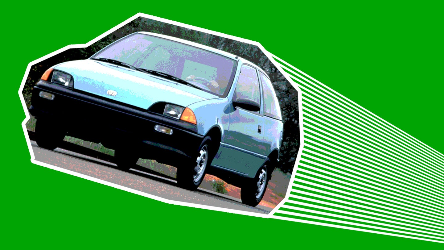 The Geo Metro XFi Is a Legend in the Pursuit of Efficient Ecomodding