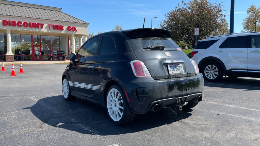 A New Set of Wheels Got Me Falling in Love With My Fiat 500 Abarth All Over Again
