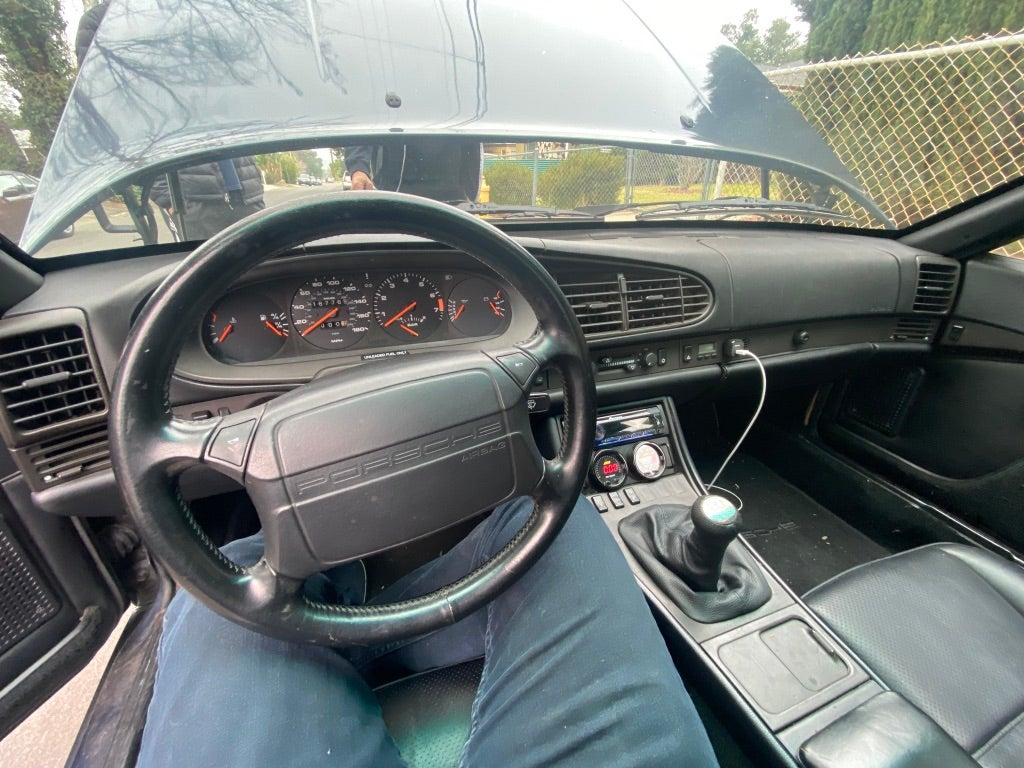 Buying This Porsche 944 Turbo Was Tedious but Worth It