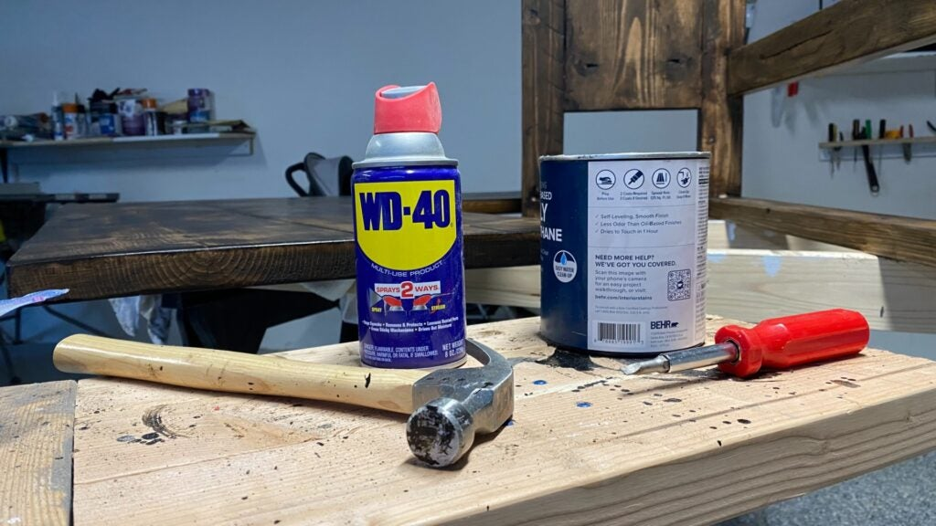 What Is WD-40 and Is It Actually Meant for Cars?