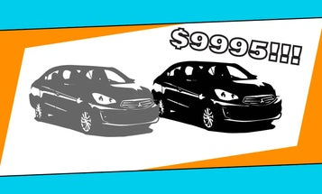 The Case For Buying A Mitsubishi Mirage