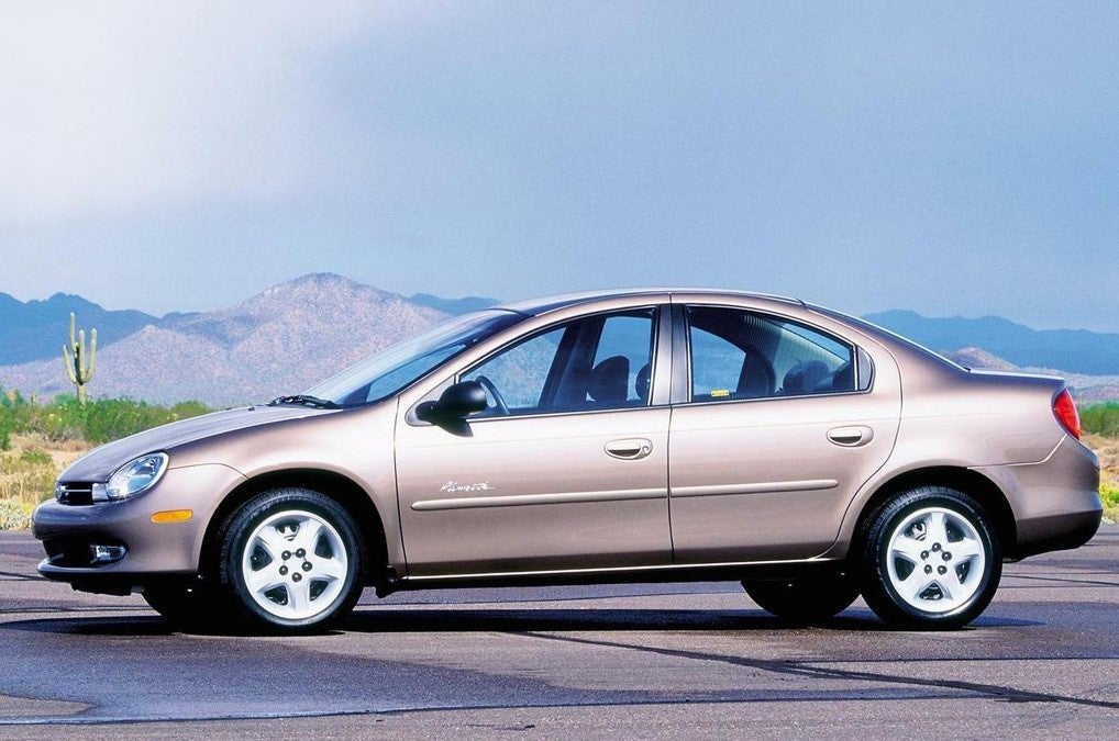 The Last Plymouth Ever Made Was This Surprisingly Nice 2001 Neon That's Been Perfectly Preserved