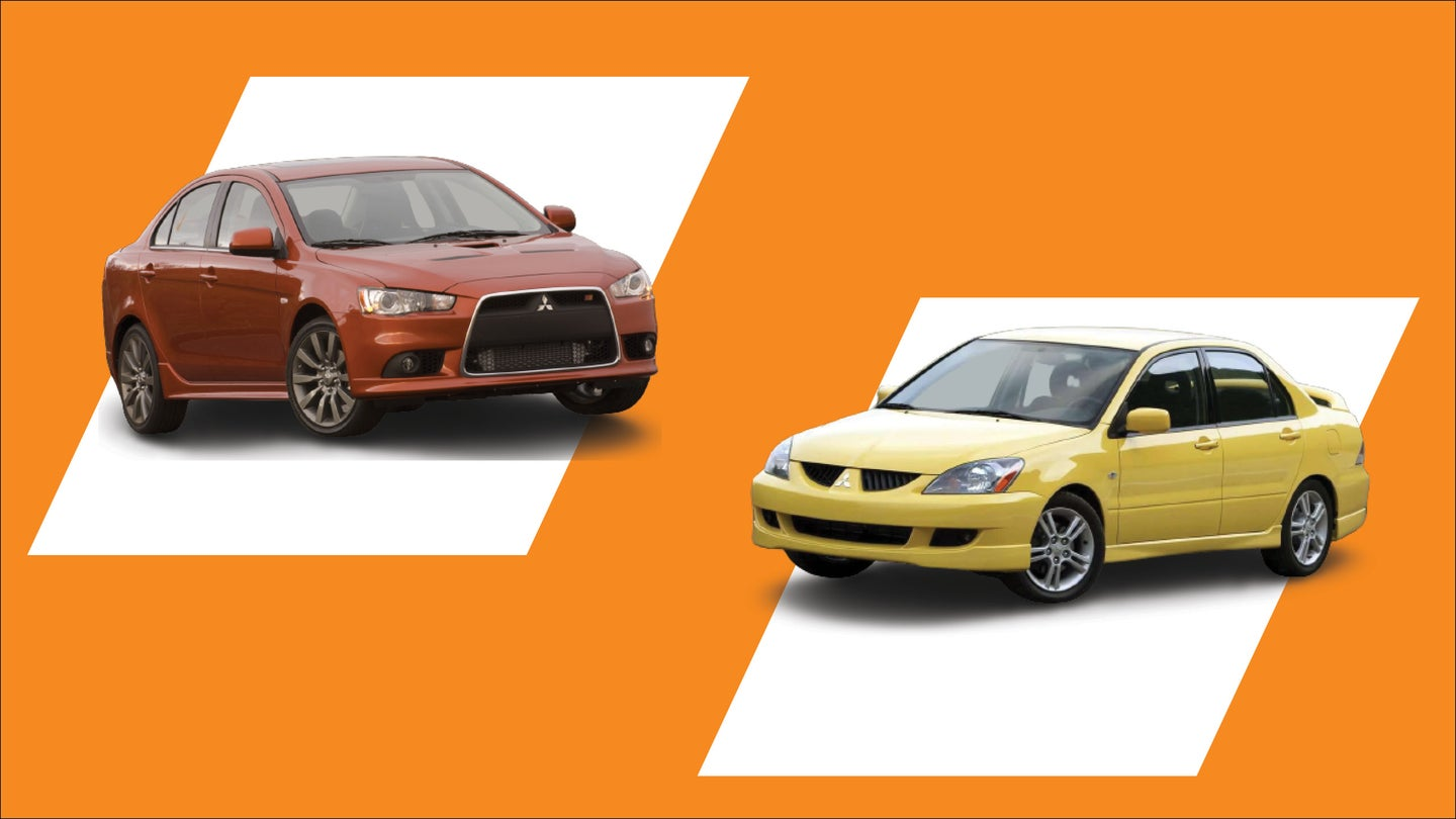 The 2009 Mitsubishi Lancer Ralliart Is A Low-Budget Evo Alternative Everybody Forgot About
