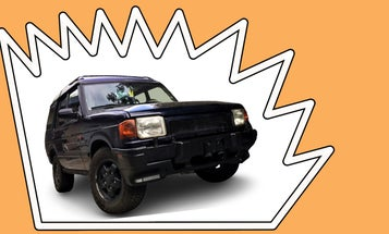 How I'm Planning To Make My 1997 Land Rover Discovery As Pretty and Healthy As Possible
