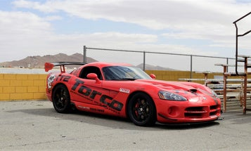 I Still Think About the Track Laps I Rode Shotgun in This Dodge Viper ACR