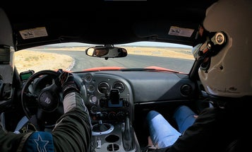I've Never Been in a Fighter Jet but Riding Shotgun in a Dodge Viper ACR Felt Pretty Close