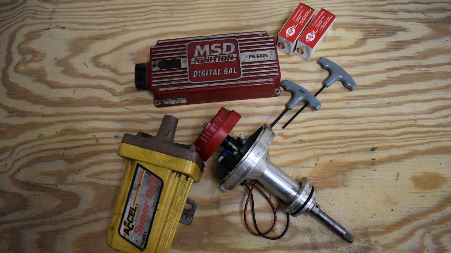 Ignition Upgrades Explained: Points vs. Electronic vs. MSD