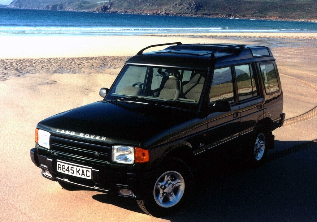 Land Rover Discovery Series 1: The Car Bible (D1; 1994-1998)