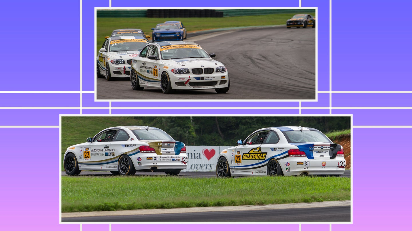 The BMW 128i Is a Criminally Underrated Track Car