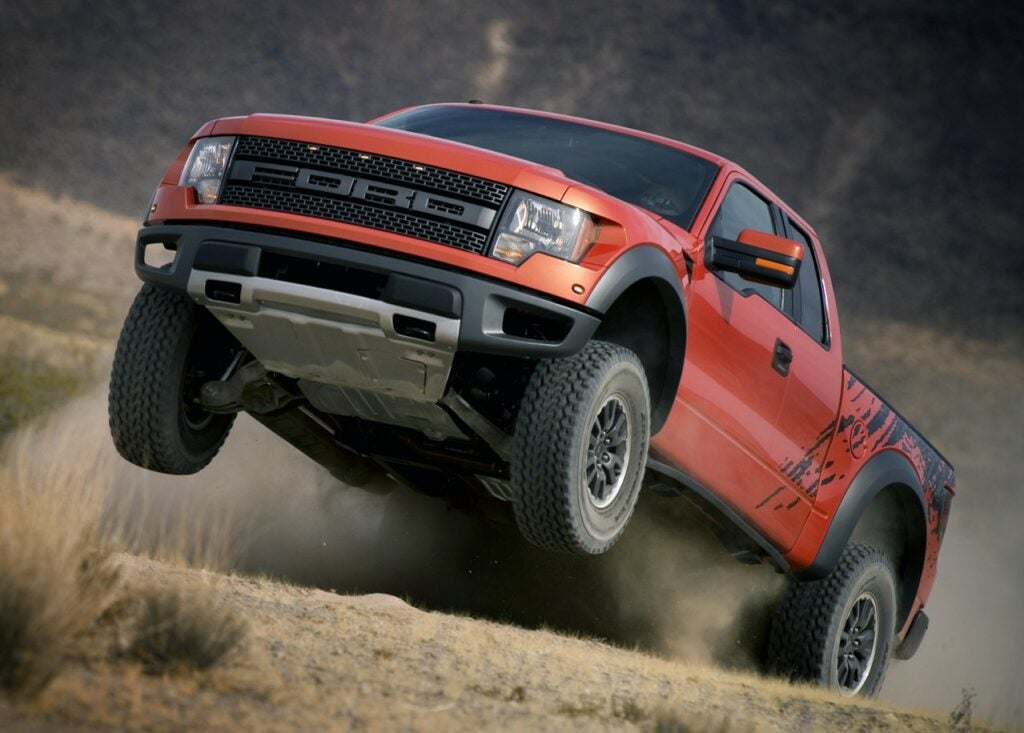 Ford F-150 Raptor: The Car Bible (First Gen)