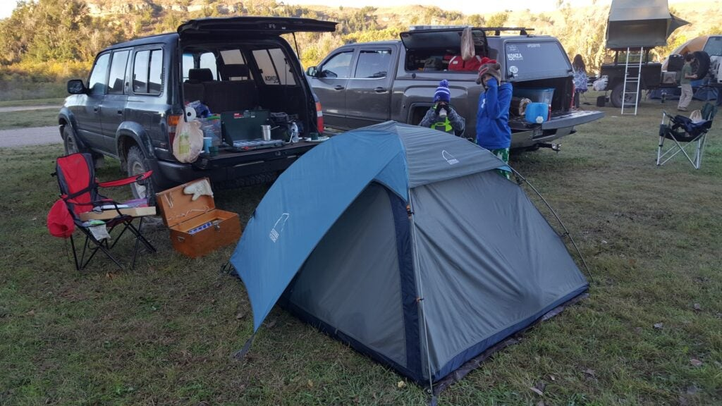 How To Outfit Your Truck or SUV for Camping