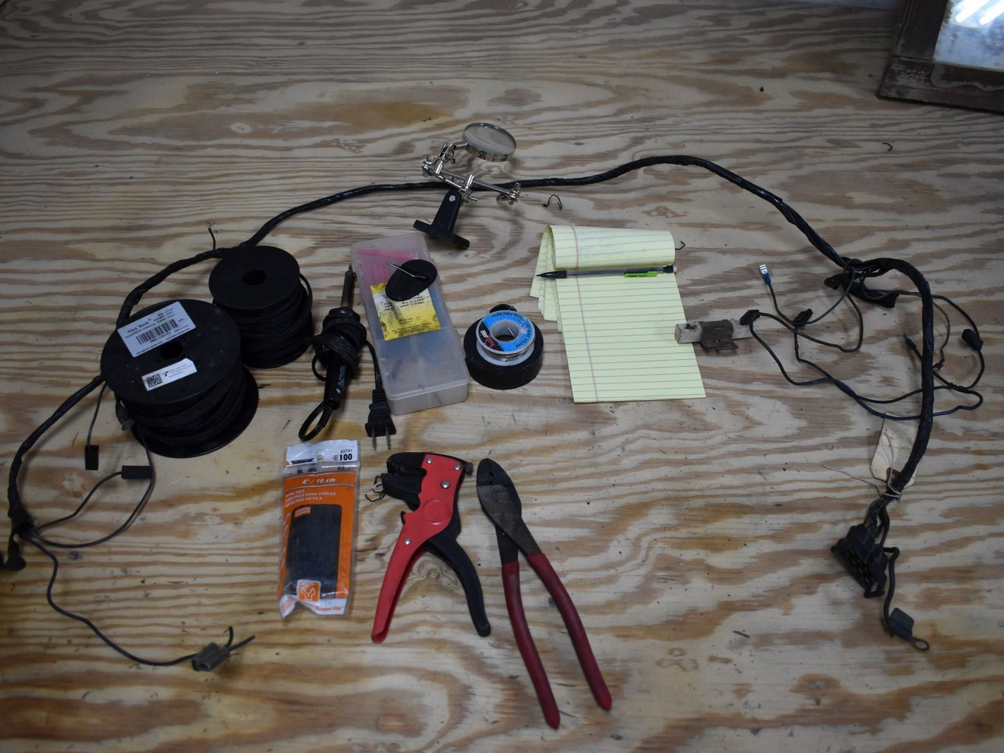 How To Build a Custom Wiring Harness