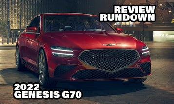 The 2022 Genesis G70: Key First Impressions From Expert Car Reviewers