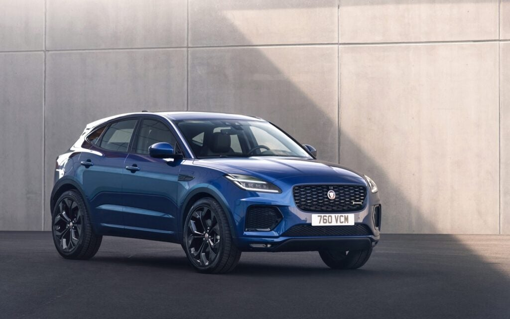 The Jaguar I-Pace and E-Pace Should Switch Names