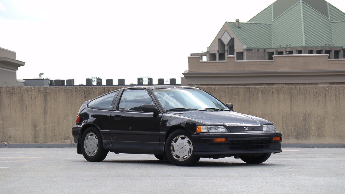 This Is an Ode to a Rusty CRX