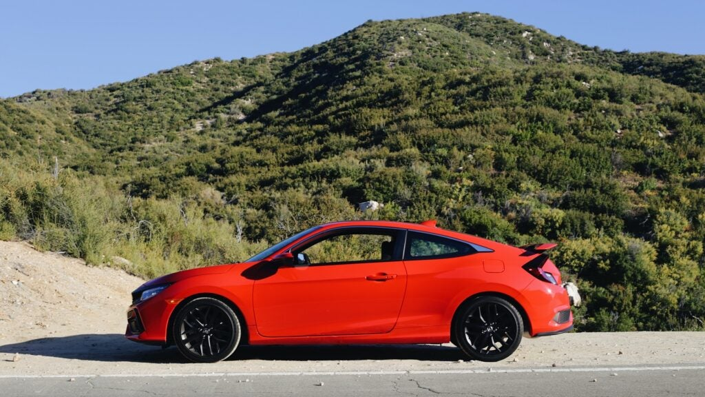 We're Going To Be Nostalgic For the Last Civic Si Coupe in No Time