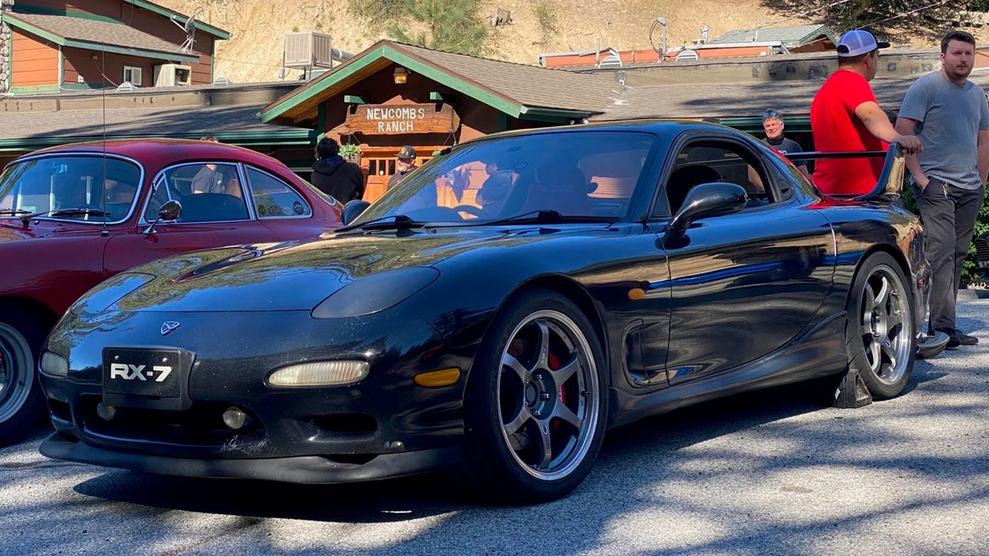The FD RX-7 Is Simply Incapable of Going Out of Style
