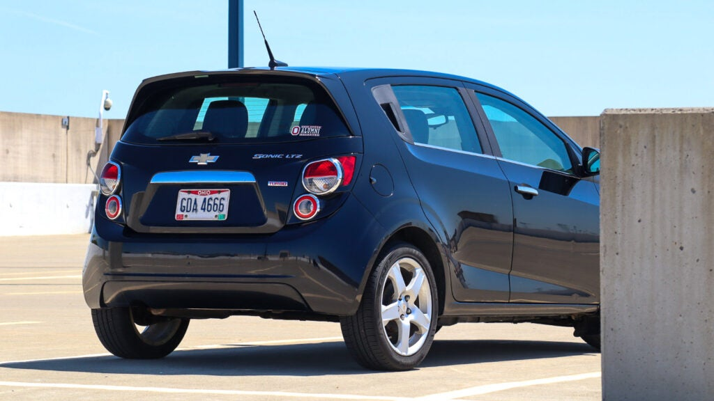 Saying Goodbye to My 200,000-Mile Chevy Sonic Was Truly Bittersweet