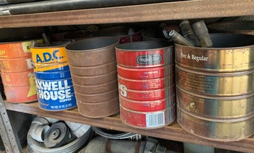 Why Old Coffee Cans Are a Mainstay of DIYers' Home Garages