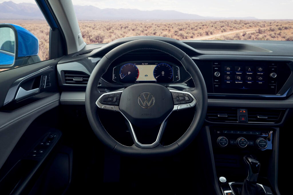 2022 VW Taos: Here Are the First Driving Impressions of Volkswagen's New Compact SUV