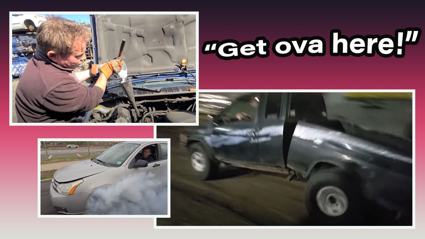The Neutral Drop YouTube Channel Is Pure Hilarious Vehicular Brutality